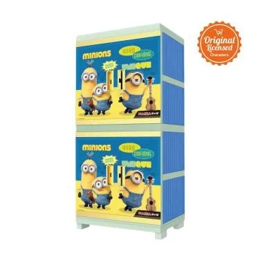 Minions Printing 4 Stacking Multi Rack