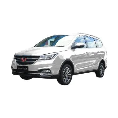 Wuling Cortez 1.8 L Lux+ Mobil - Dazzling Silver