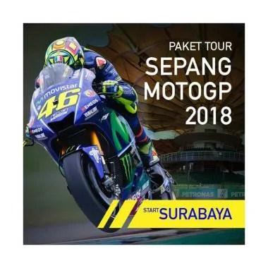 TX Travel Paket Tour Sepang MotoGP  ... lines [3D2N-3-5 Nov 2018]