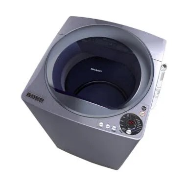 SHARP ESM1008TSA Top Loading Washer Mesin Cuci
