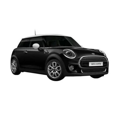 MINI Cooper 3-Door - Midnight Black Metallic