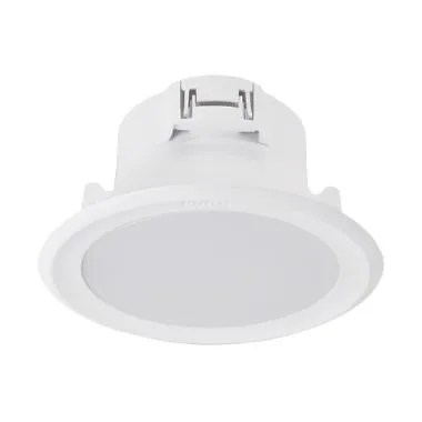PHILIPS 44082 Recessed Lampu Plafon LED - White [65 K/3.5 Inch/7 W]