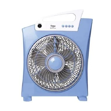 Cosmos Box Fan 12-BFD Kipas Angin Meja [12 Inch]