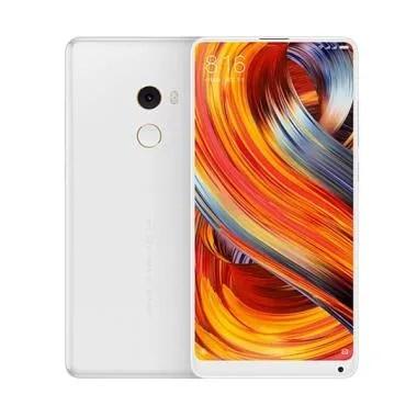 Xiaomi Mi Mix 2 Smartphone - White [128GB/RAM 8GB]