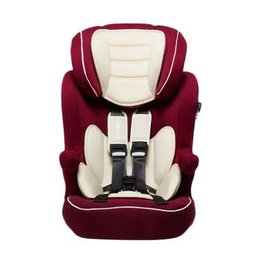 Mothercare Advance XP Highback Booster Car Seat - Red 228755