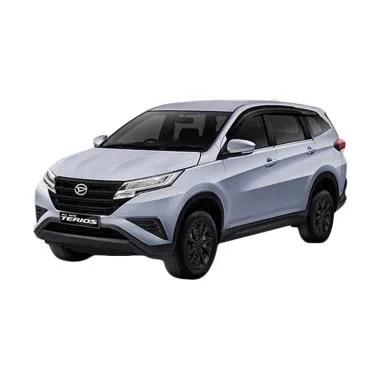 Daihatsu All New Terios 15 X Mobil Ic Uang Muka Kredit BAF