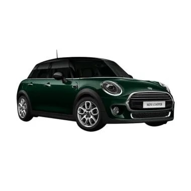 MINI Cooper 5-Door - British Racing Green Metallic