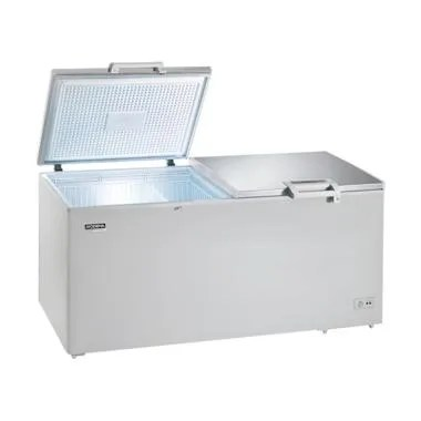 Modena MD-75 Chest Freezer - Abu Abu [750 L]