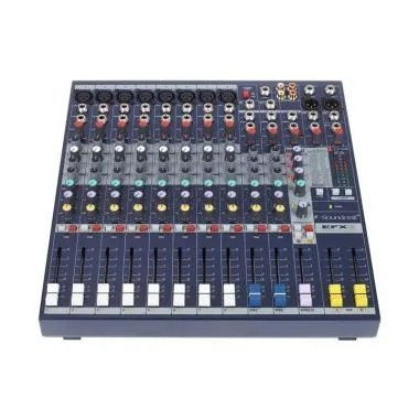 Soundcraft EFX 8 Mixer audio - Black [8 Channel]