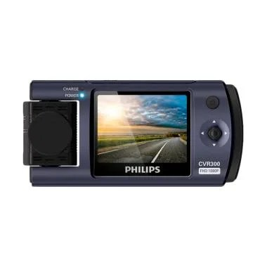 ORIGINAL PHILIPS CVR300 CAR DVR CAMERA RECORDER KAMERA MOBIL
