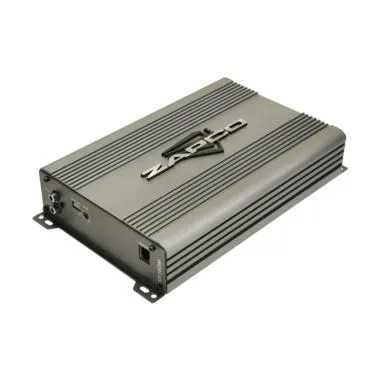 Zapco ST-1KDM Class D Monoblock Power Amplifier Mobil