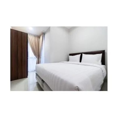 Travelio IXH9A5NE 1 BR Golf View The Mansion Apartment [1 Bulan]