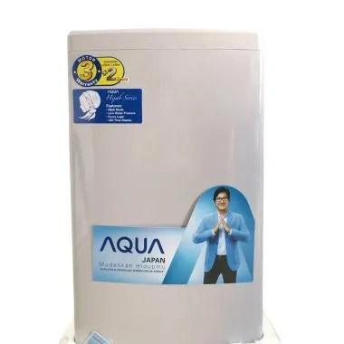Aqua AQW-77D-H Hijab Series Mesin Cuci [7 kg]