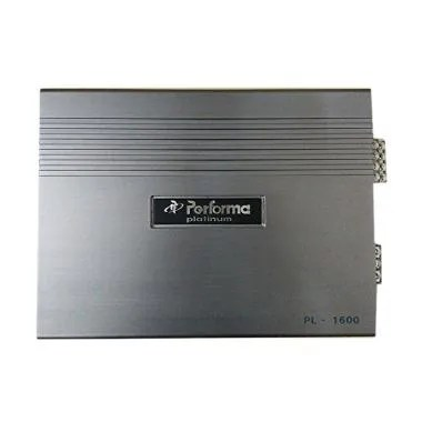 Performa PL 1.600 Power Amplifier
