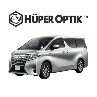 Huper Optik Kaca Film for Toyota Alphard G