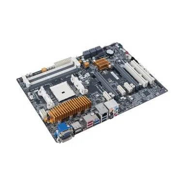 ECS A85F2-A Deluxe Motherboard [AMD FM2]