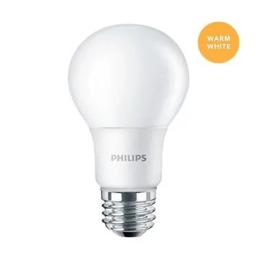Philips Lampu LED Bulb 13 (100W) Warm White/Kuning