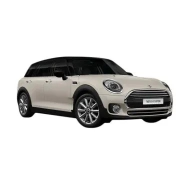MINI Cooper Clubman - Pepper White Non Metallic