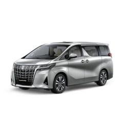 All New Alphard 2.5 X Grand Veloz 1.3 Silver Jual Care Toyota Blibli Com 2 5 Mobil
