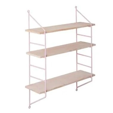 Jual Oem Wall Mounted Wooden Floating Shelves Storage Shelf Diy Display Shelves Online September 2020 Blibli Com