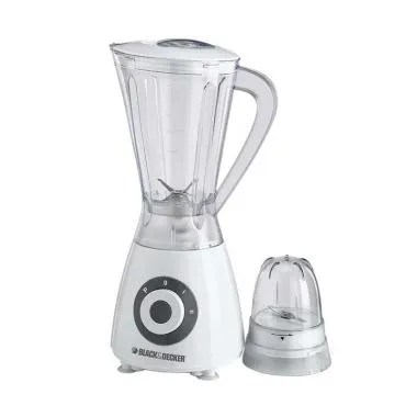 Black & Decker BX225B1 Blender with 1 mill [1.5 L/400 W]