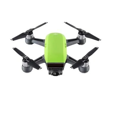 DJI Spark Mini Drone Fly More Combo - Meadow Green -Hijau