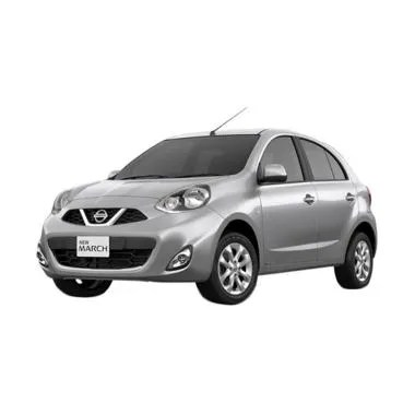 Nissan March 1.2 High Mobil - Silver Metallic