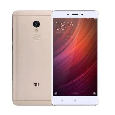 Xiaomi Redmi Note 4 Smartphone - Gold [64 GB/3 GB] Refurbish