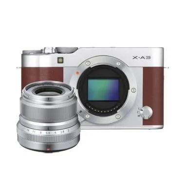 Fujifilm X-A3 Body +XF 23mm f2.0 Ka ... n + SANDISK SD ULTRA 16GB