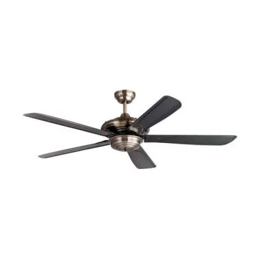 MT. EDMA Contractor Brass Ceiling Fan [54 Inch]