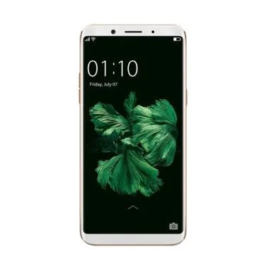 OPPO F5 Youth Smartphone - Gold [32 ... re 750 Mililiter & I-Ring