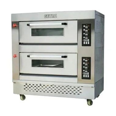 Getra RFL-24SS Gas Baking Oven