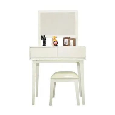Dove's Furniture Meja Rias MR-010 - White