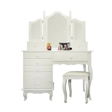 Dove's Furniture Meja Rias MR-025 - White