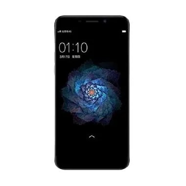 Oppo A37 Hitam + Tupperware 750 ml &  I-Ring