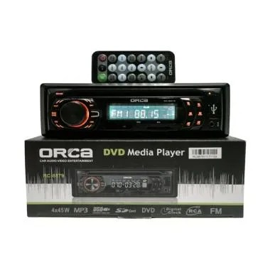 ORCA RC-8879 Single Din DVD Player