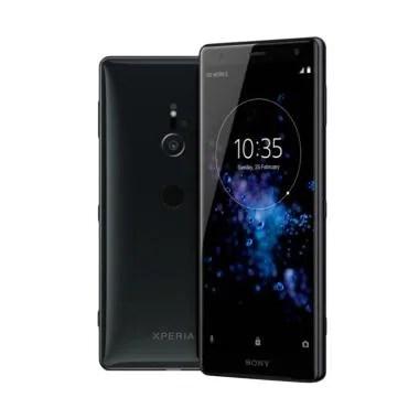 SONY Xperia XZ2 Compact Smartphone - Black [64GB/ RAM 4GB]