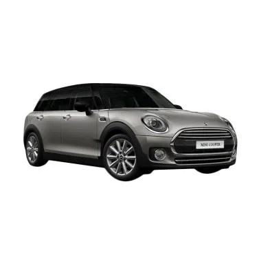 MINI Cooper Clubman - Melting Silver Metallic