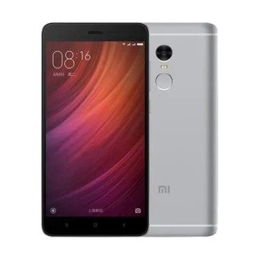 Xiaomi Redmi Note 4 Smartphone - Grey [64GB/ 3GB]