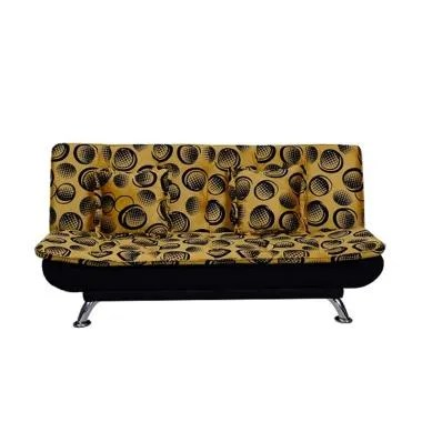 Olc Boston Sofa Bed - Gold [Jabodetabek]
