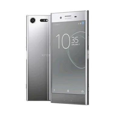 SONY Xperia XZ Premium Smartphone - Silver [64GB/ 4GB]