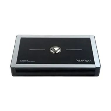 Venom Vertigo Series Vt 475 4 Channel Power Amplifier Mobil
