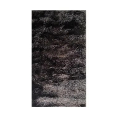 Vision RDSD Karpet - Black Grey [160 x 220 cm]
