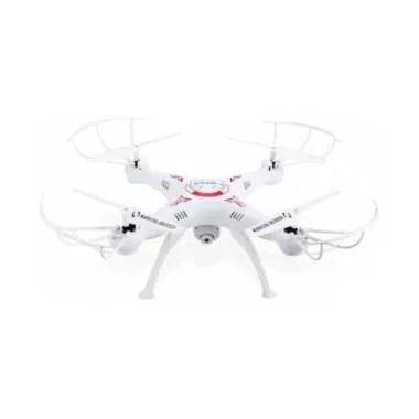 OEM X5SW-1 FPV Drone WiFi Camera - White