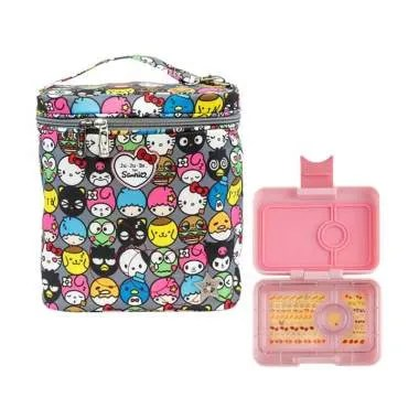 JUJUBE for Sanrio Fuel Cell Hello F ... o Kotak Makan Anak - Pink