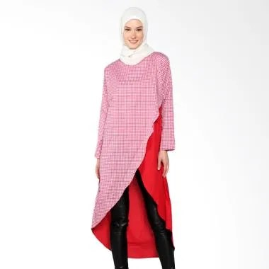 Chick Shop Cross CO-53-01-M Dress Moslem - Red