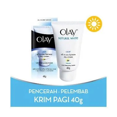 Olay Natural White Light All In One Fairness Day Cream [40 g]