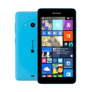 Microsoft Lumia 535 Cyan Smartphone ...