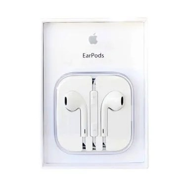 Apple Earpod Original Headset for Iphone 5 or 5S / 6 / 4 - Putih