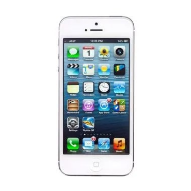 Apple iPhone 5 32 GB White Smartpho ...